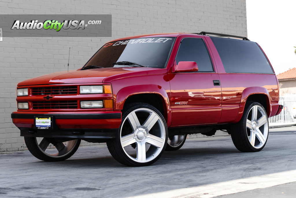 chevy tahoe texas edition rims autos post. Black Bedroom Furniture Sets. Home Design Ideas